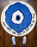May Every Eye In Your Life Go Blind Rug