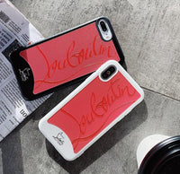 Red Bottom CL iPhone Case