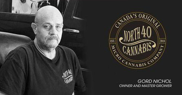 Ask A Grower: With Gord Nichol of North 40 Cannabis