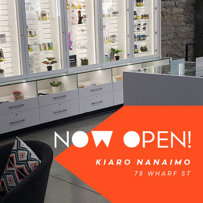 Now open kiaro nanaimo 2 1