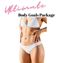 Load image into Gallery viewer, Ultimate Body Goals Package