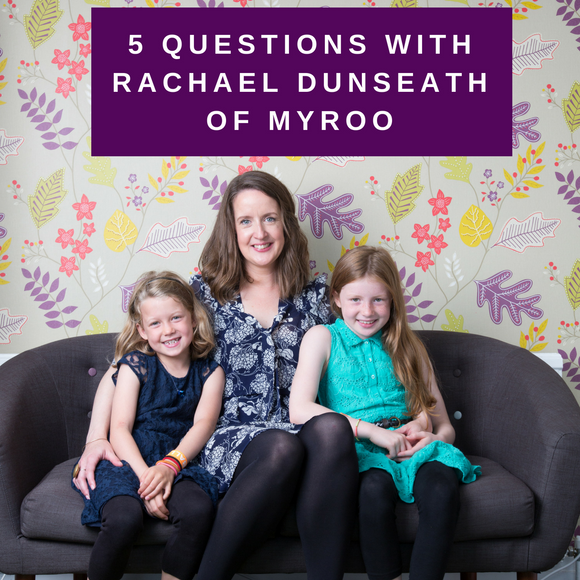 5 questions with Rachael from Myroo