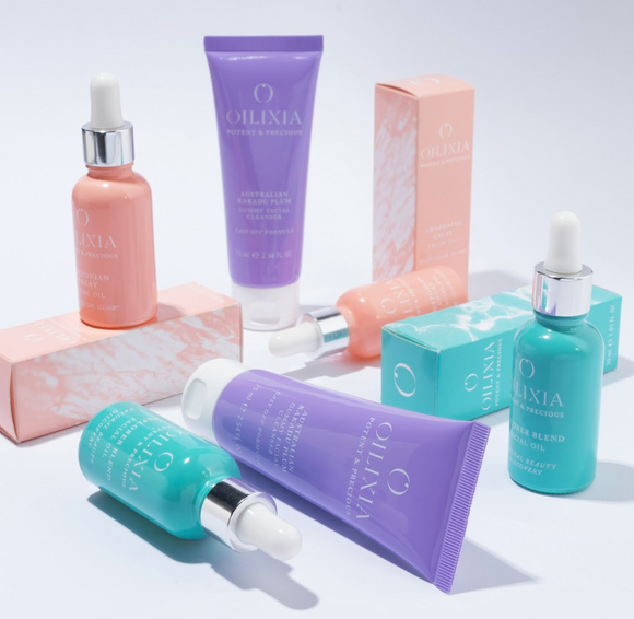 PURE Beauty Zone - Oilixia - all natural and clean beauty products