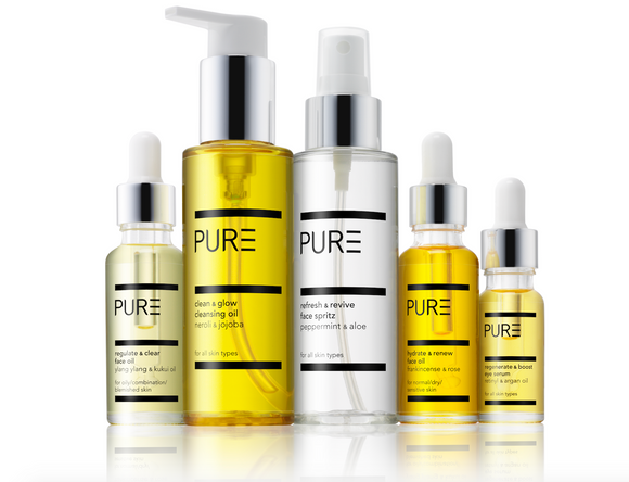 PURE Beauty Zone - PURE Skincare - all natural beauty products