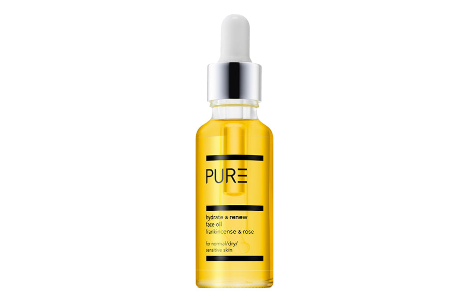 PURE Hydrate & Renew Face Oil