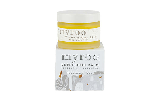 Myroo Superfood Balm (Fragrance Free)
