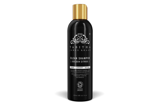 Tabitha James Kraan Clean Shampoo Golden Citrus