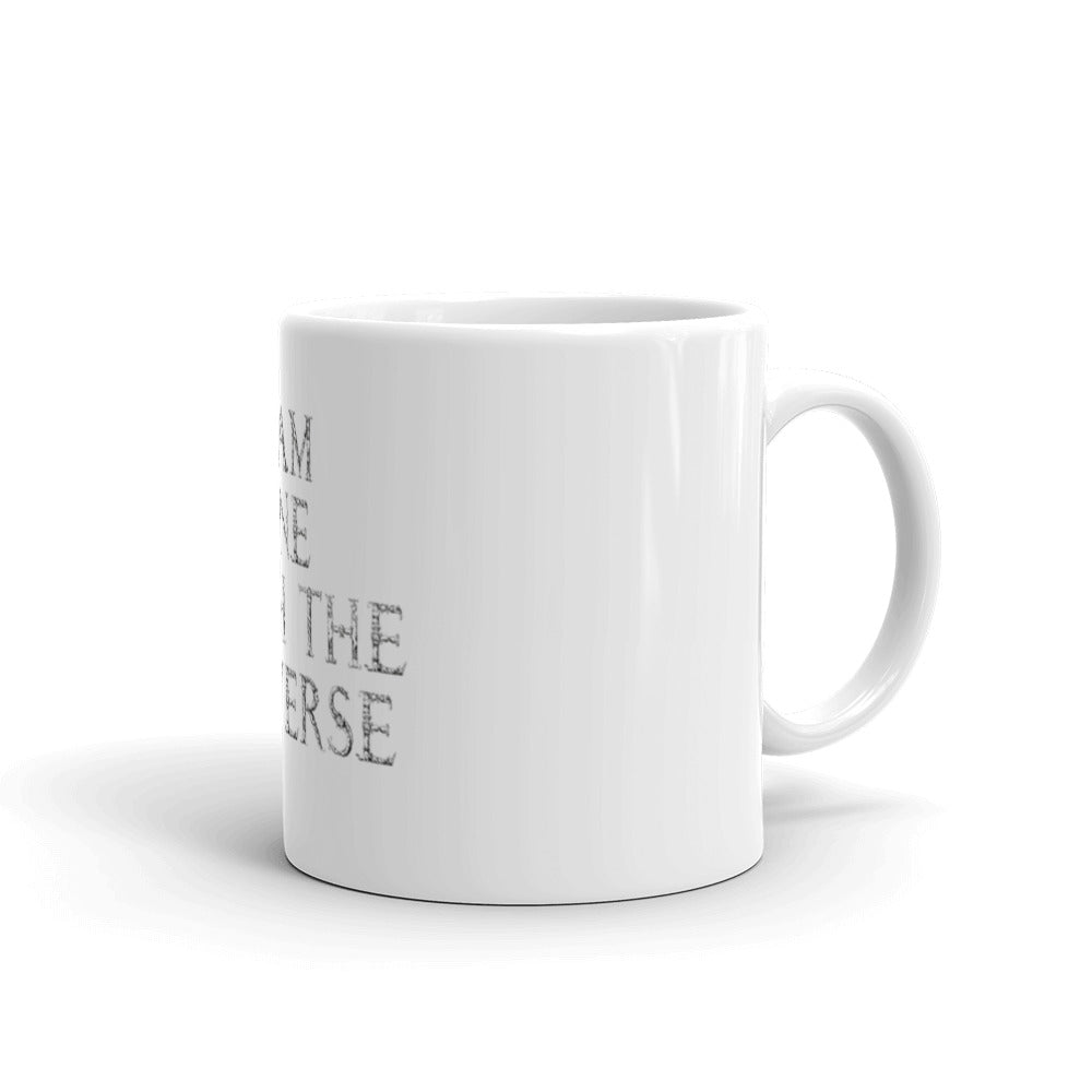 I AM One with the Universe Mug - Inspired Zen, LLC