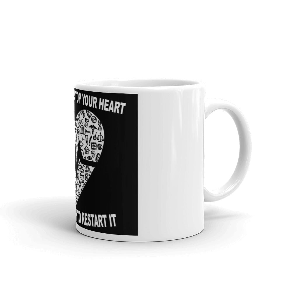 Heart Throb Mug - Inspired Zen, LLC