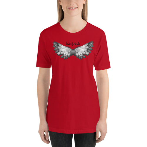 Empath Angel Short-Sleeve Unisex T-Shirt - Inspired Zen, LLC