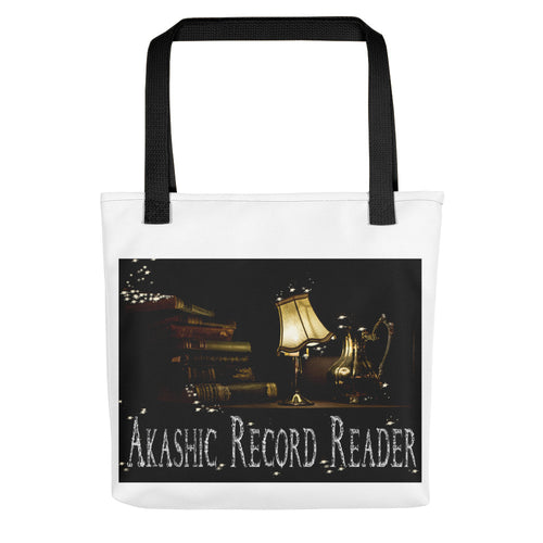 Akashic Record Reader Tote bag - Inspired Zen, LLC