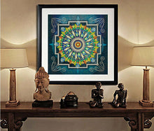 Tibetan Mandala Art Paintings - Inspired Zen, LLC