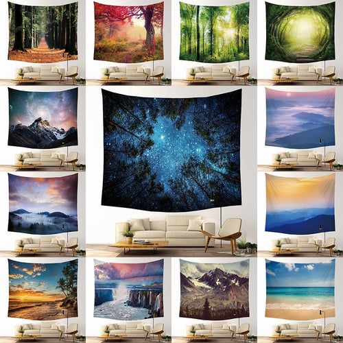 Nature Tapestries, several design and size options