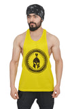 Yellow & Black Dry-Tuff Performance Big Logo Stringer