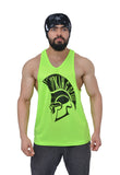 Neon Green & Black Dry-Tuff Performance King Of Kings Stringer