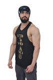 Limited Edition Gold Dust Veni Vidi Vici Performance Stringer