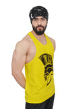 Yellow & Black Dry-Tuff Performance King Of Kings Stringer
