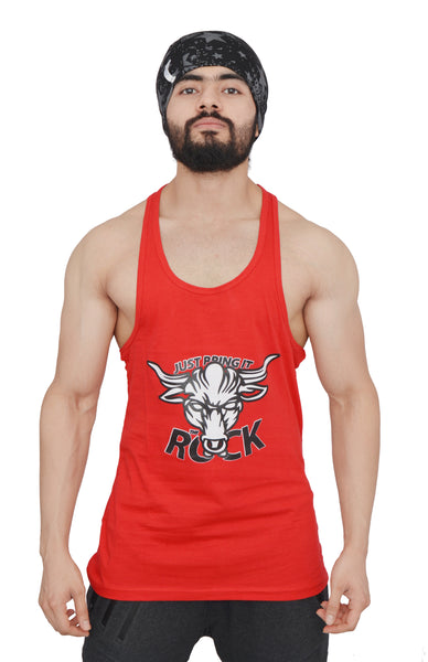 Razor Red The Rock Grafiko Stringer