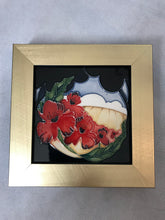 Load image into Gallery viewer, Moorcroft plaque
