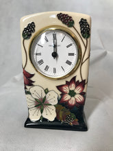 Load image into Gallery viewer, Moorcroft clock