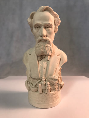Famous Face. Charles Dickens