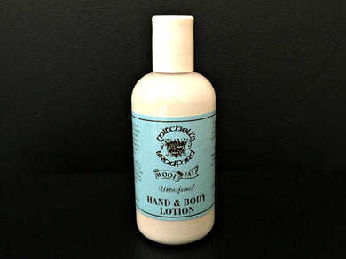 Hand & Body lotion UNPERFUMED