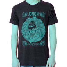 Load image into Gallery viewer, JoMo 先輩 Original Unisex Tee (1st Edition) Blue