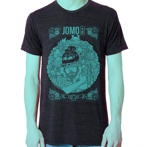JoMo 先輩 Original Unisex Tee (1st Edition) Blue