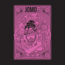 Load image into Gallery viewer, JoMo Senpai T-shirt design pink