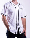 The Champ Baseball White Jersey