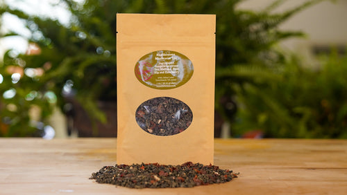 HaaShrooms Maitake Gunpowder Green Tea Blend