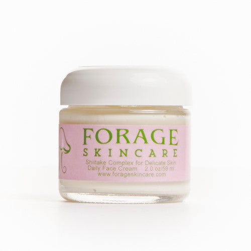 Delicate Skin Day Face Cream with Shiitake Complex