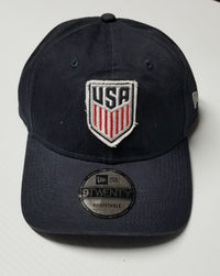 New Era Adjustable USA Soccer Team Cap