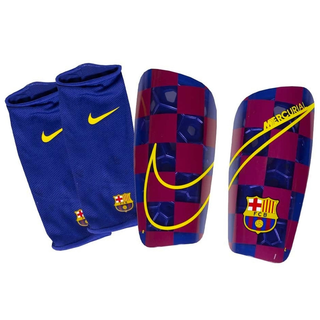FCB Nike Mercurial Lite Shinguard