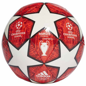 Adidas Finale Madrid 19 Capitano Ball