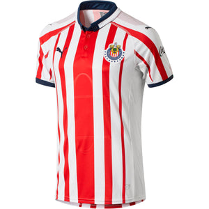 f3abed65351 PUMA Chivas Authentic Home Jersey 18/19 – Sioux Soccer