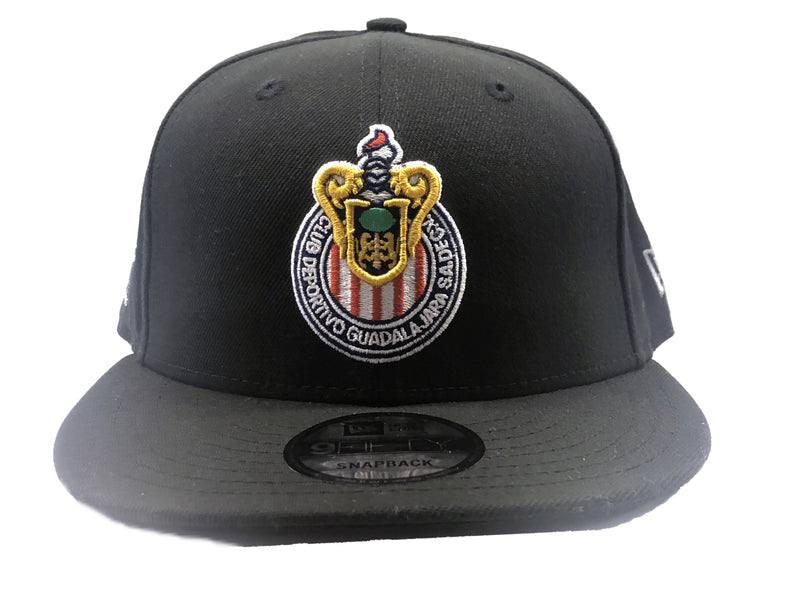 New Era Chivas Virgen de Guadalupe Adjustable Snapback