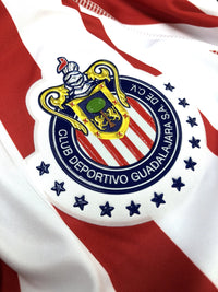 PUMA Chivas Authentic Home Jersey 18/19
