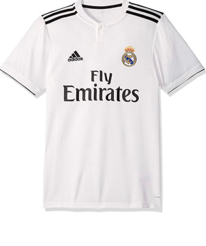 Adidas Soccer 2018-19 Real Madrid Home Jersey