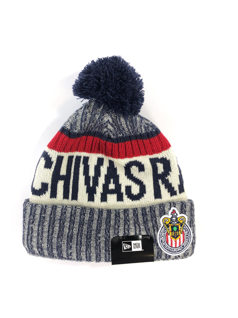 New Era Chivas Fleece Lined Beanie