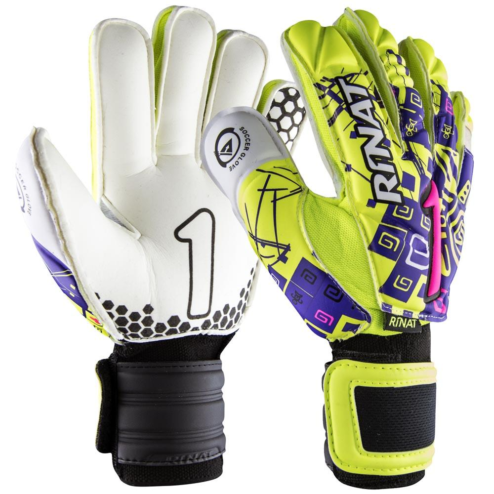 RINAT Asimetrik Etnik OX Spines Semi Goalkeep Gloves