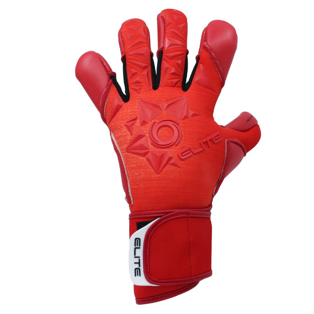 ELITE SPORT NEO RED GOALKEEPER GLOVES