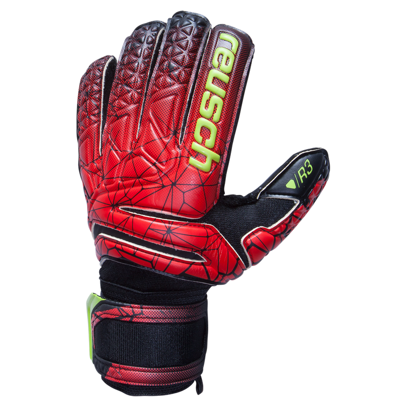 REUSCH Fit Control R3 Finger Support Goalkeeper Gloves