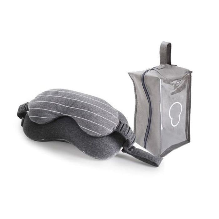 Deluxe Travel Mask and Pillow