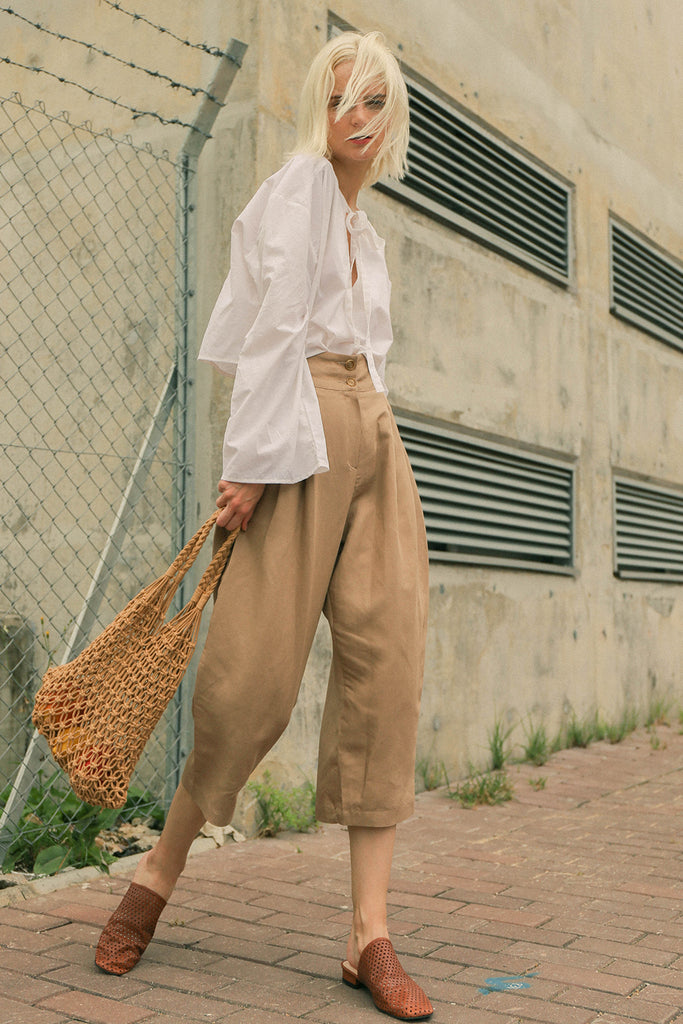 Amora Pants Brown
