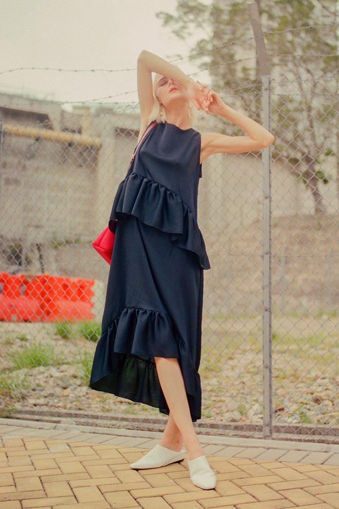 Audrey Dress Black