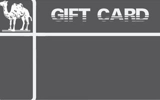 Gift Card Camelstore