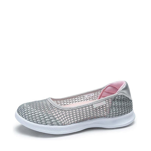 Women's Breathable Casual Mesh Shoes - CAMEL