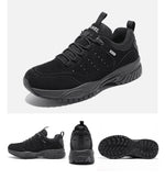 NEW Outdoor Waterproof Walking Shoes Men Comfortable Cushioning Non-slip Breathable Leisure Sports Hiking Shoe