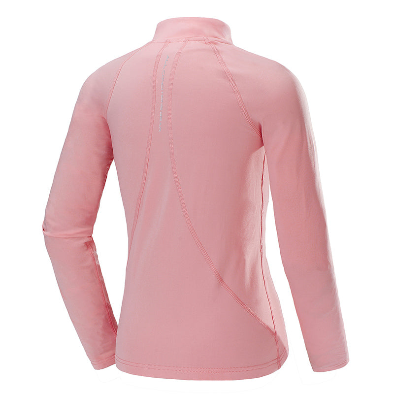 Women's Sports Quick-dry Breathable Yoga Sweatshirt Long Sleeves